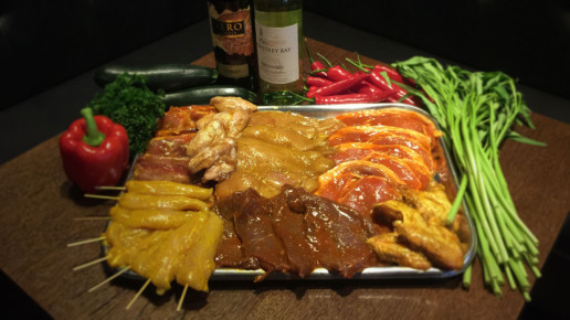 Suda Thai Cuisine, Carleton, Poulton, Barbecue pack offer