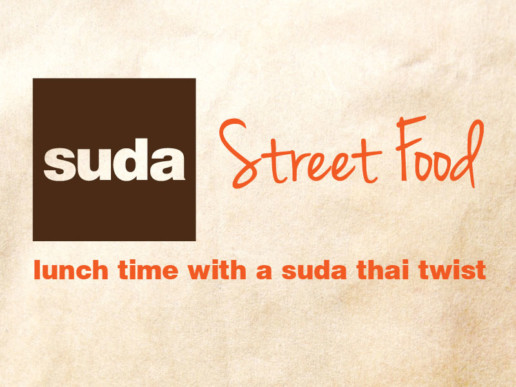 Suda Street Food Lunch Menu