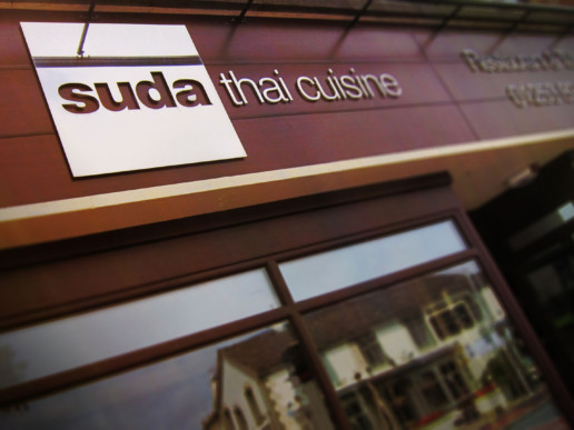 Suda Thai Cuisine Poulton Shop Front