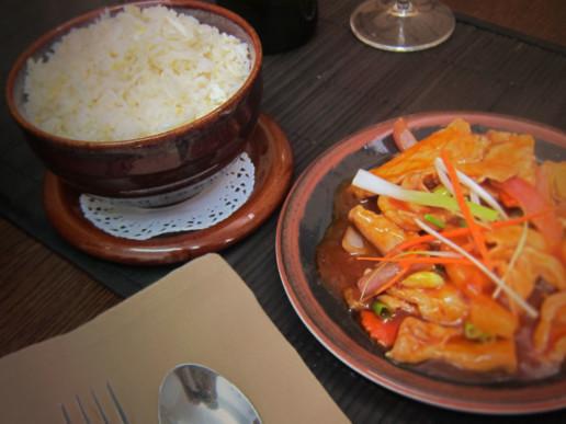 Suda Thai Cuisine Carleton Poulton Sweet and Sour